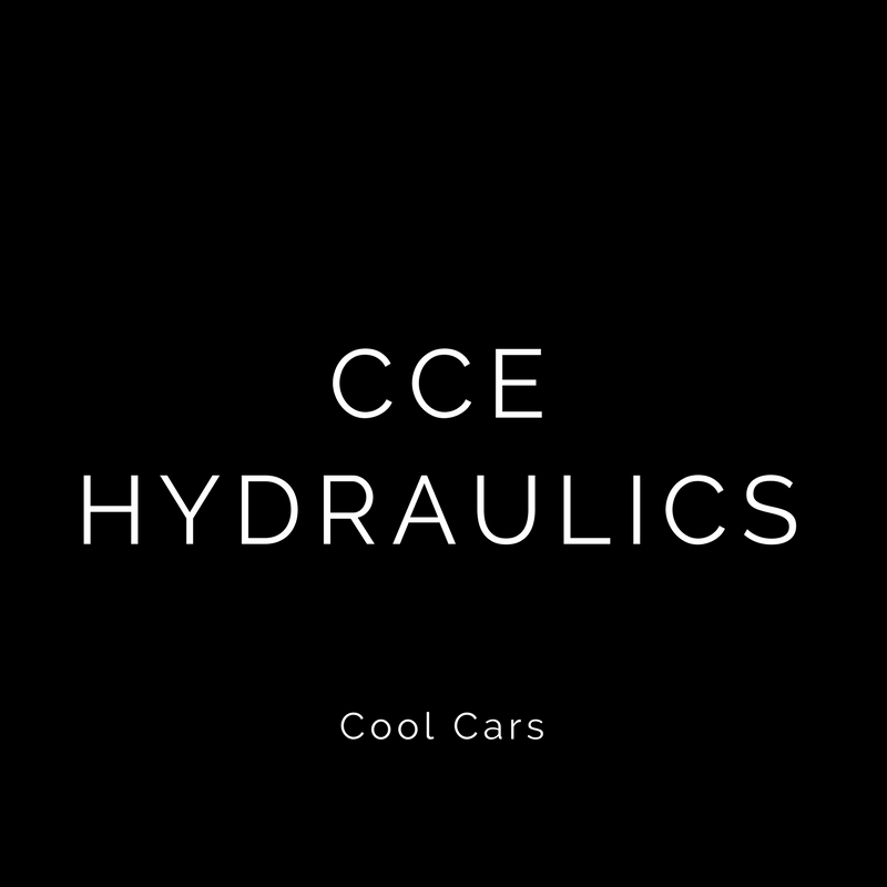 CCE Hydraulics Cool Cars Wheels Air Ride Hydraulics - Cool cars hydraulic