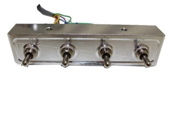 10 Switch Pre-wired Box (ea.) | Air Ride, Hydraulics, Wire Wheels | Cool  Cars Engineering | Hydraulics Switch Box Wiring Diagram 10 |  | Cool Cars Engineering Logo