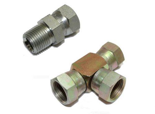 Swivel Hydraulic Fittings