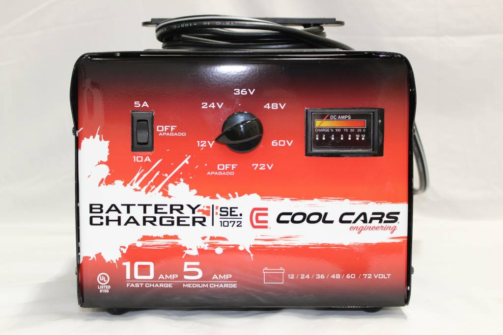Volt Battery Charger Ea Cool Cars Wheels Air Ride - Cool cars engineering