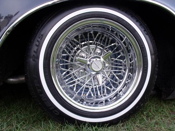 "14"" Wire Wheels"