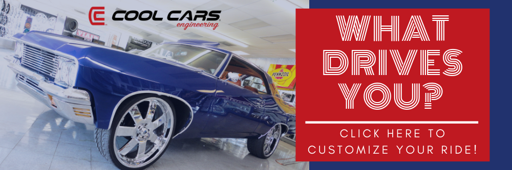 Custom Lowrider Hydraulics, Air Ride Suspension, and Wire Wheels