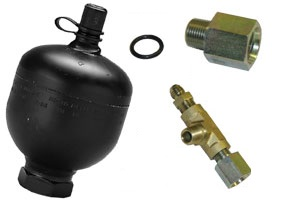 Hijacker Accumulator & Fittings