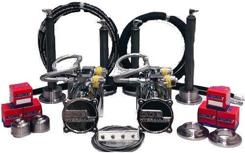 Hydraulic Kits 22 Cce Pumps