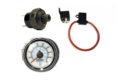 Pressure Switches & Accessories
