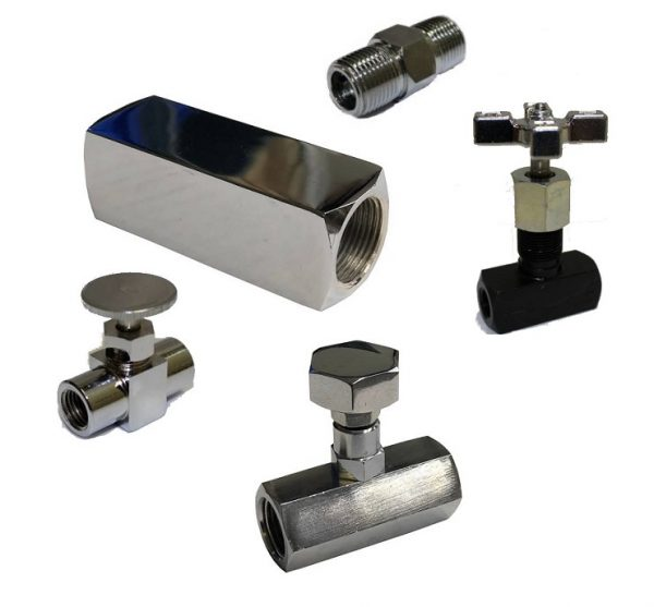 Hijacker Check & Slowdown Valves