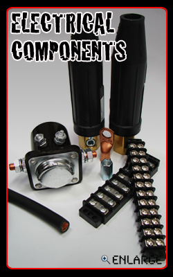 Hijacker Electrical Components